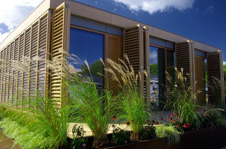 Las casas del futuro: viviendas de consumo de energía casi nulo