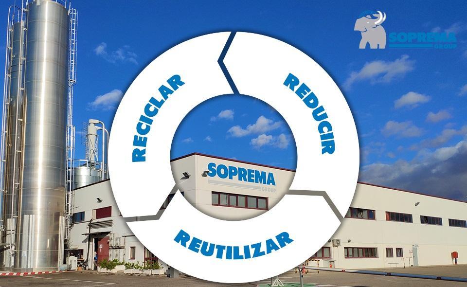 Apostamos por la economía circular con la fabricación de poliestireno extruido EFYOS (XPS)