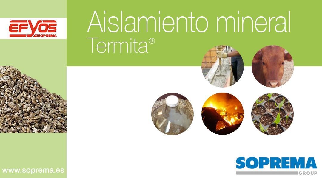 La vermiculita y sus diversas aplicaciones